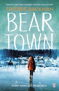 Book cover: Beartown by Fredrik Backman