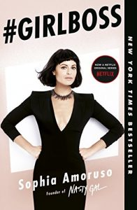 Book cover: #girlboss by Sophia Amoruso