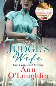 Book cover: The Judge's WIfe by Ann O'Loughlin