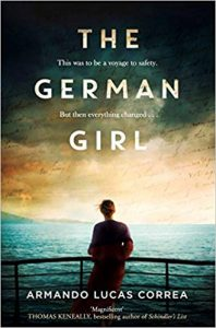 Book cover: The German Girl by Armando Lucas Correa