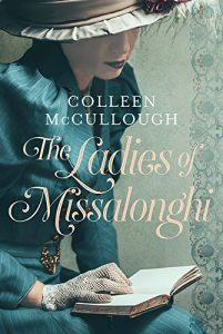 Book cover: The Ladies of Missalonghi by Colleen McCullough